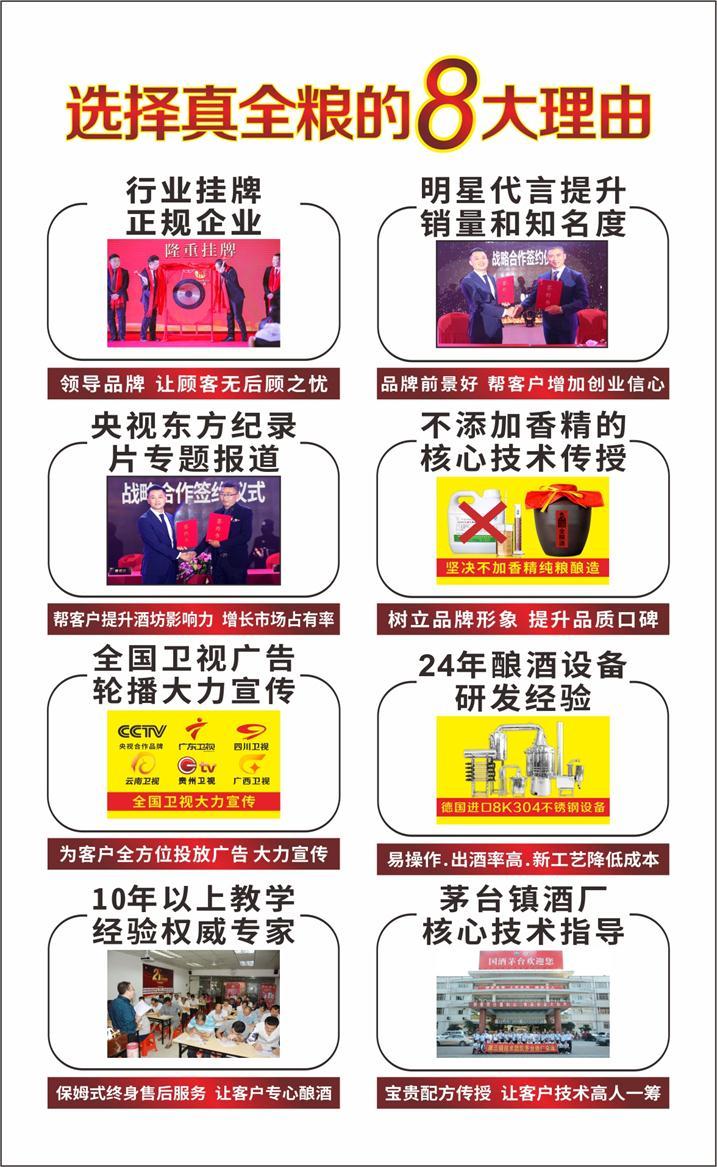 白酒酿造资料真全粮酿酒设备技术培训地址云南昭通