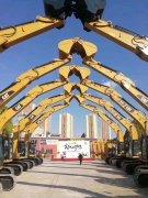 卡特挖掘机维修  安康租赁大型挖掘机安康卡特公司
