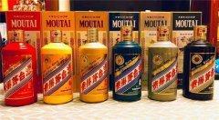 赤峰高价回收生肖茅台酒瓶回收50年茅台酒瓶