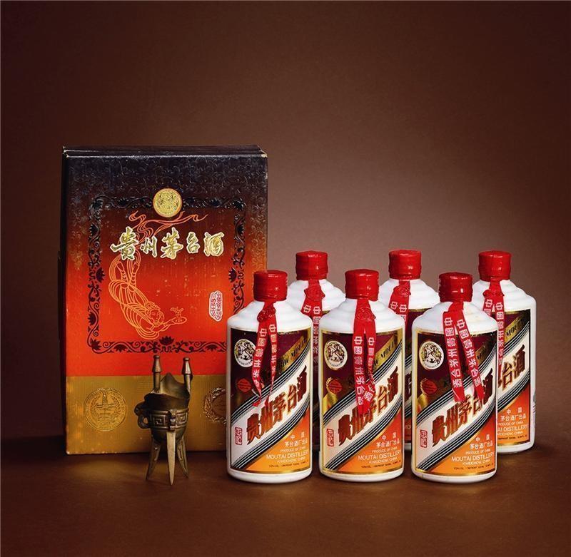 漯河高价回收53度茅台酒,回收生肖后猴年鼠年茅台空瓶