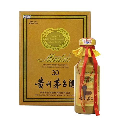舟山高价回收15年30年茅台瓶子盒子