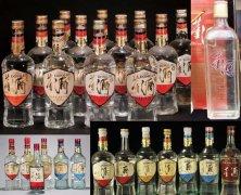 鑫圣名酒收藏长期高价大量回收各种老酒